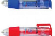 Bút bi TL 025 xanh, đỏ, đen