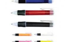 Bút bi TL 032 xanh, đỏ, đen