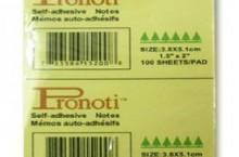Giấy giao việc Pronoti cỡ 1.5x2