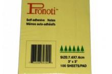 Giấy giao việc Pronotti cỡ 3x3