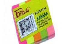 Giấy phân trang Pronoti 5 màu