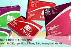 Nguồn giấy in photocopy Pagi giá rẻ tại Hà Nội