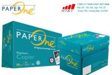 Địa chỉ bán giấy in, giấy photocopy Paper One loại xịn giá tốt