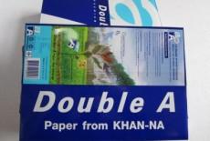 Giấy Double A phù hợp với mọi nhu cầu in ấn