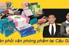Dịch vụ phân phối văn phòng phẩm tại Cầu Giấy – Hà Nội
