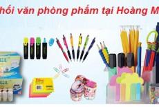 Dịch vụ phân phối văn phòng phẩm tại Hoàng Mai – Hà Nội