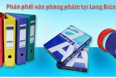Dịch vụ phân phối văn phòng phẩm tại Long Biên – Hà Nội