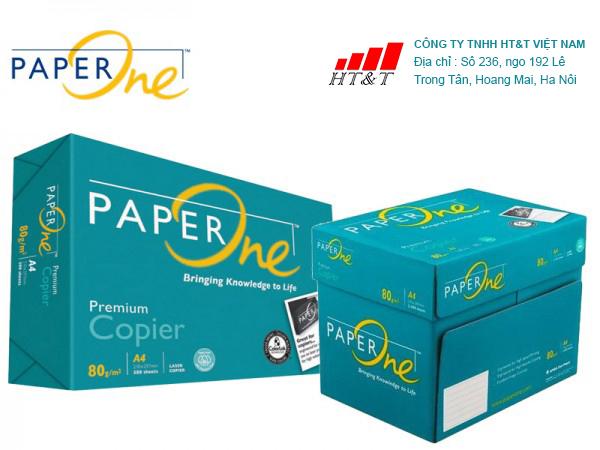 bán giấy in, giấy photocopy Paper One giá tốt