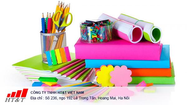 Văn phòng phẩm made in Việt Nam